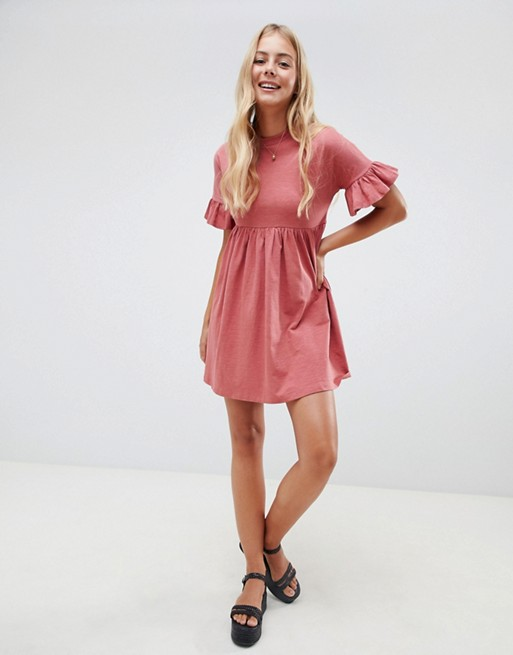 8. Rose Smock Dress - I LOVE smock dresses in the summer because they are just so comfortable and adore this colour!Shop it here.