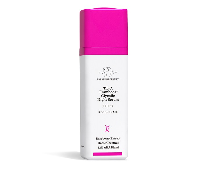 6. Drunk Elephant T.L.C. Framboos Glycolic Night Serum 1 oz - This stuff is AMAZING! I put it on at night and wake up with glowing skin. It really helps with dull skin especially in the winter.Shop it here.
