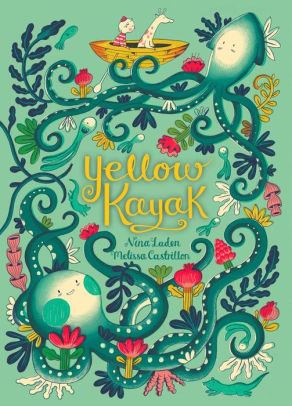 4. Yellow Kayak - This one is by the same dream team that created If I Had a Little Dream and it is SO good as well!