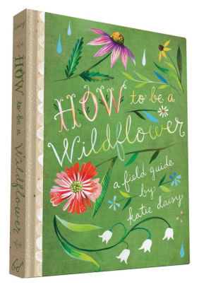5. How to be a Wildflower. A Field Guide. - I've shared this book so many times now but it is always such a favourite. It doesn't have a single story but beautiful illustrations, poems, quotes, recipes, life advice. It's so wonderful and it's for adults as well.