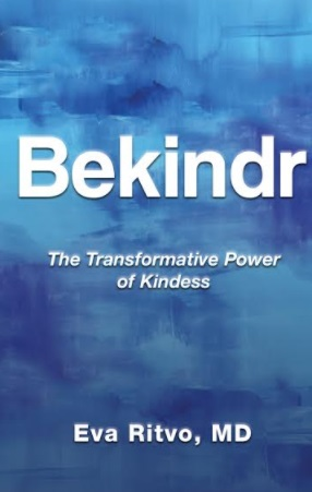 Dr  Eva Ritvo: psychiatrist, author & founder, the Bekindr