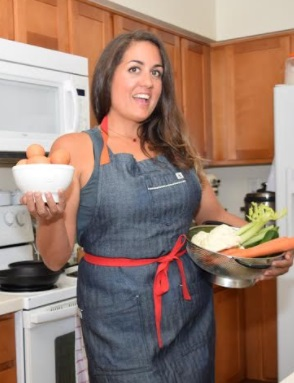 Cristina Curp Founder The Castaway Kitchen Entertainment Network Live