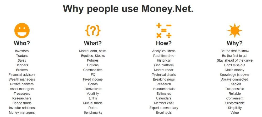 Morgan Downey, CEO of Money net — The Native Society