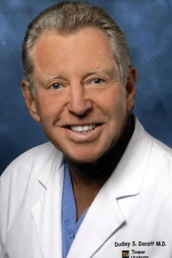 Dr  Dudley Danoff: founder & president: Cedars-Sinai Medical