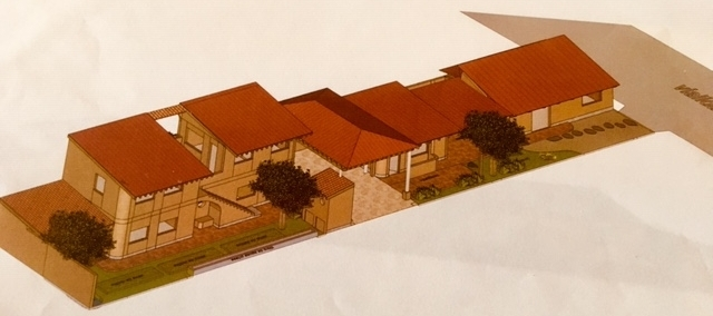 Architectural design for Ojalá Niños Cultural Learning Center