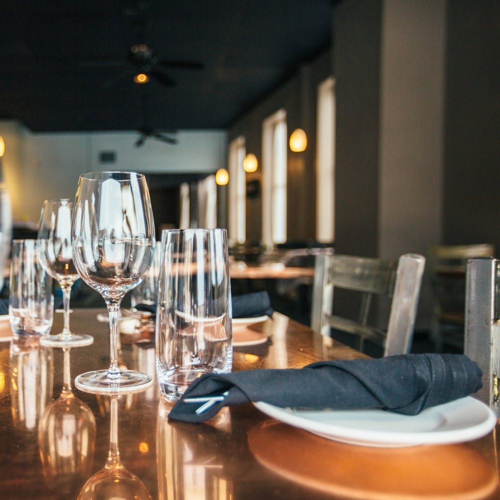 The Restaurants - Here's a list of all participating restaurants. Make your reservation today!