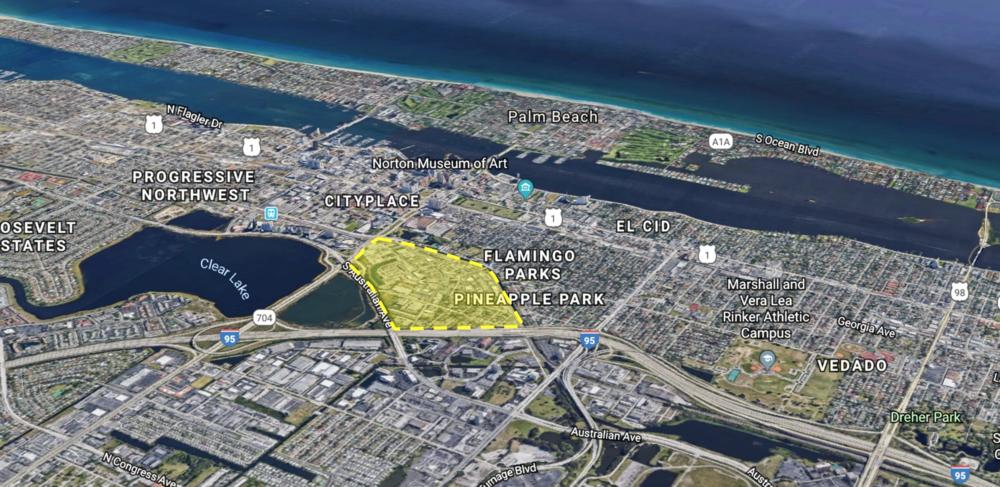 COMMERCIAL PROPERTY FOR SALE WEST PALM BEACH FLORIDA DEVELOPMENT