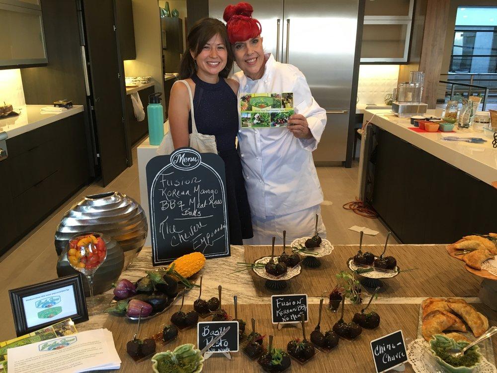 Chef Mayra Display.JPG