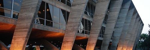 Museu de Arte Moderna, Av Infante Dom Henrique 85, Parque do, Flamengo, Rio de Janeiro, Brasil