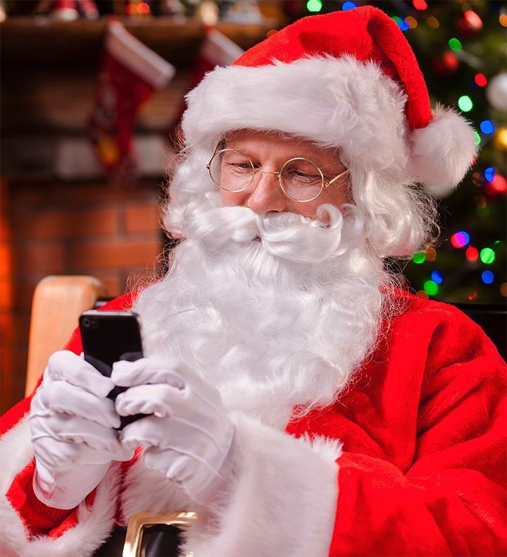 get a free email from santa claus the official site