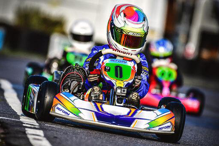 IAME BAMBINO - Congratulations to Riley Cranham, winner of the Bambino Kart Club Iame Bambino Class for 2018, with a final point count of 801.Well done Riley!