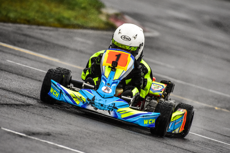 HoNDA INTERKART - Congratulations to Damian Baruss-Haggett, winner of the Bambino Kart Club Honda Interkart Class for 2018, with a final point count of 809.Well done Damian!