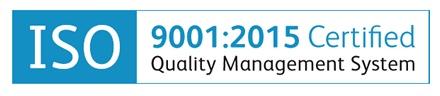 ISO 9001:2015 Identity Badge