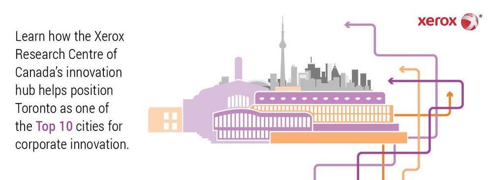 Social media image for Top 10 Cities for Corporate Innovation.