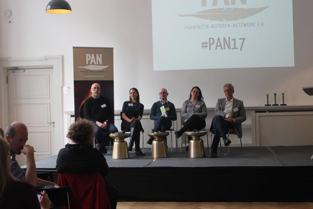 2. PAN-Branchentreffen 2017 in Berlin
