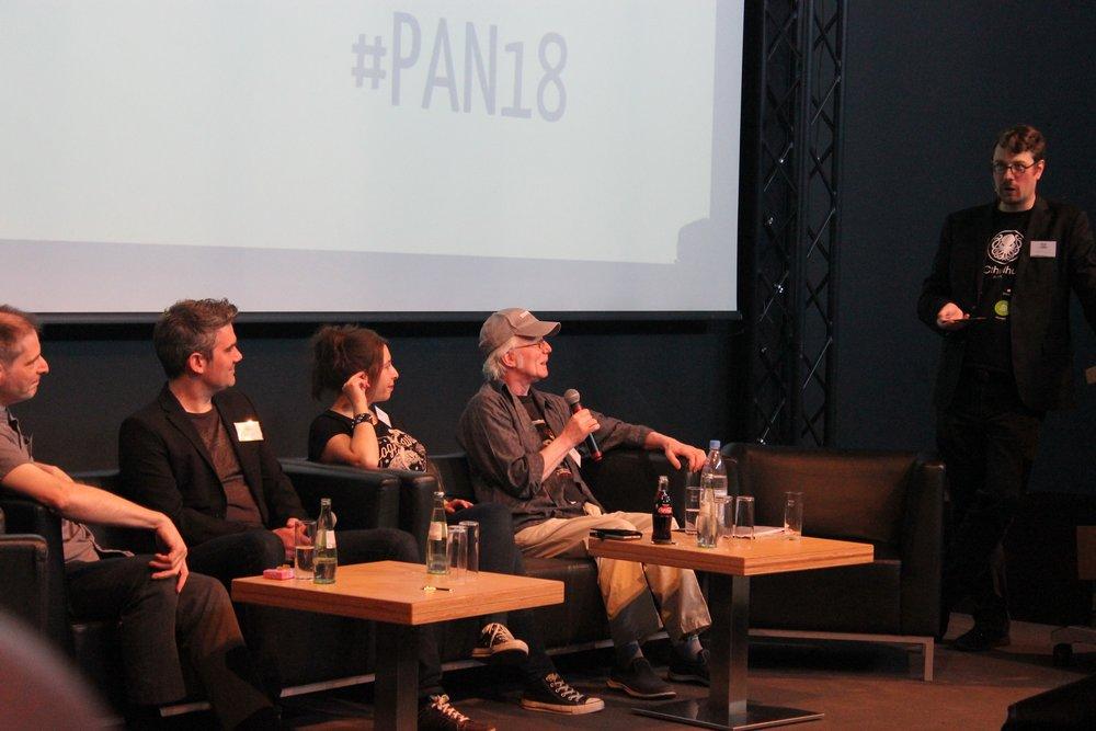 3. PAN-Branchentreffen 2018 in Köln