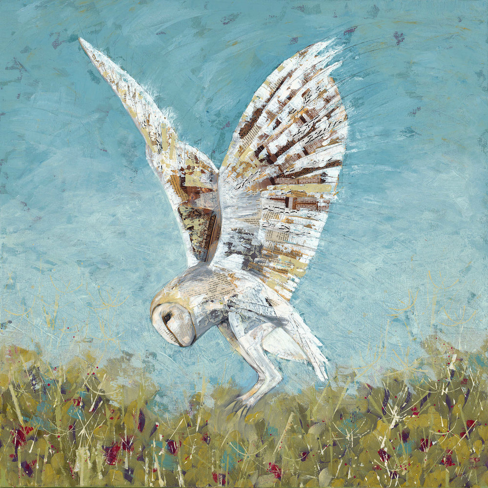 Over the meadow (sold)