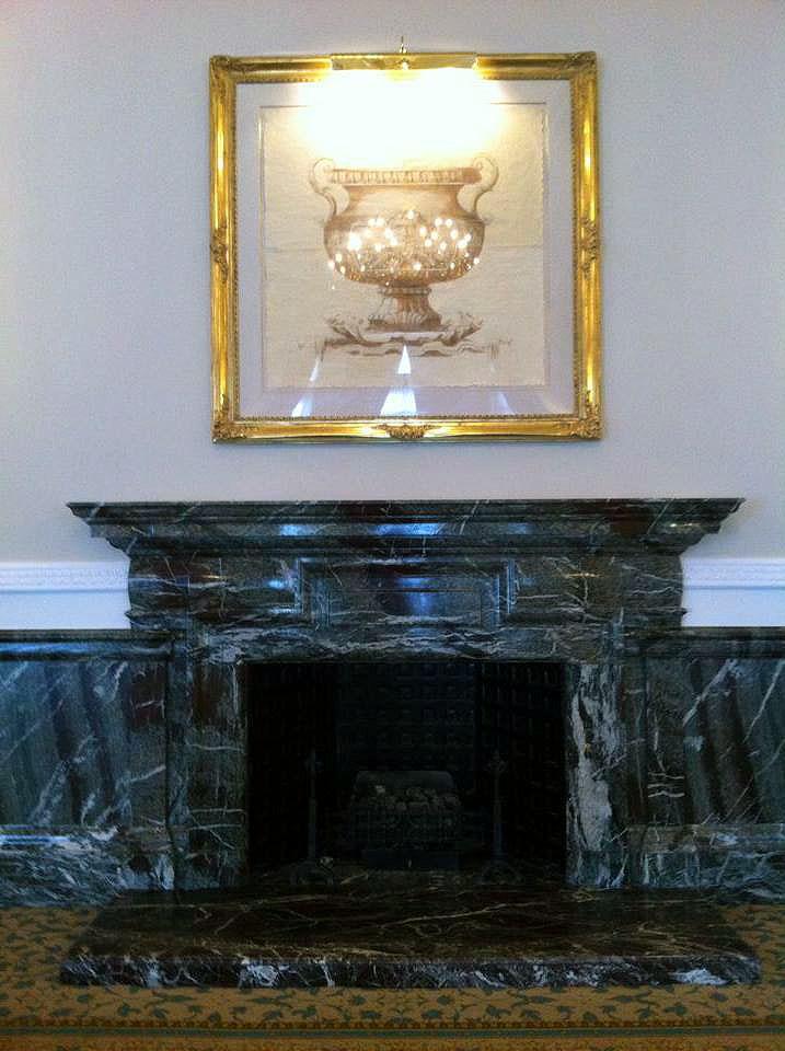 faux marble finish landmark hotel marylebone london bespoke renovation  1