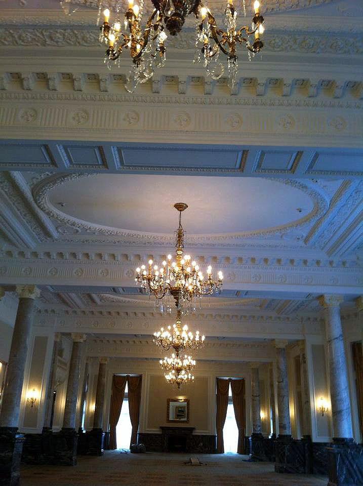 faux marble finish landmark hotel marylebone london bespoke renovation