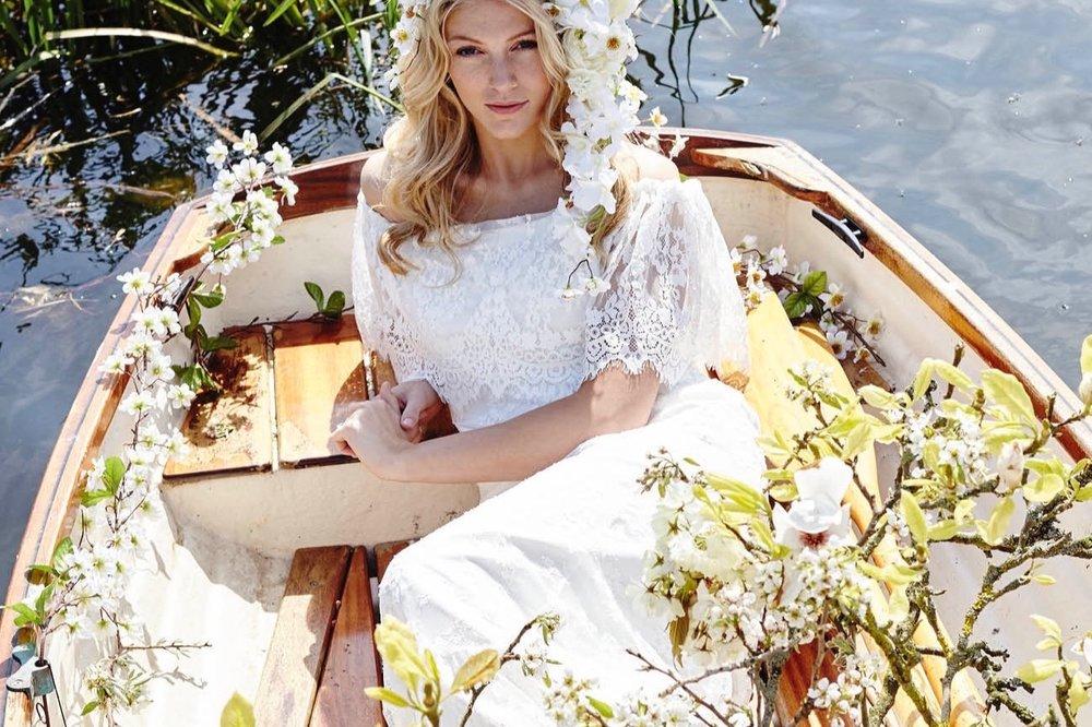 You & Your Wedding Magazine, 2017.  Photographer:  Richard Burns