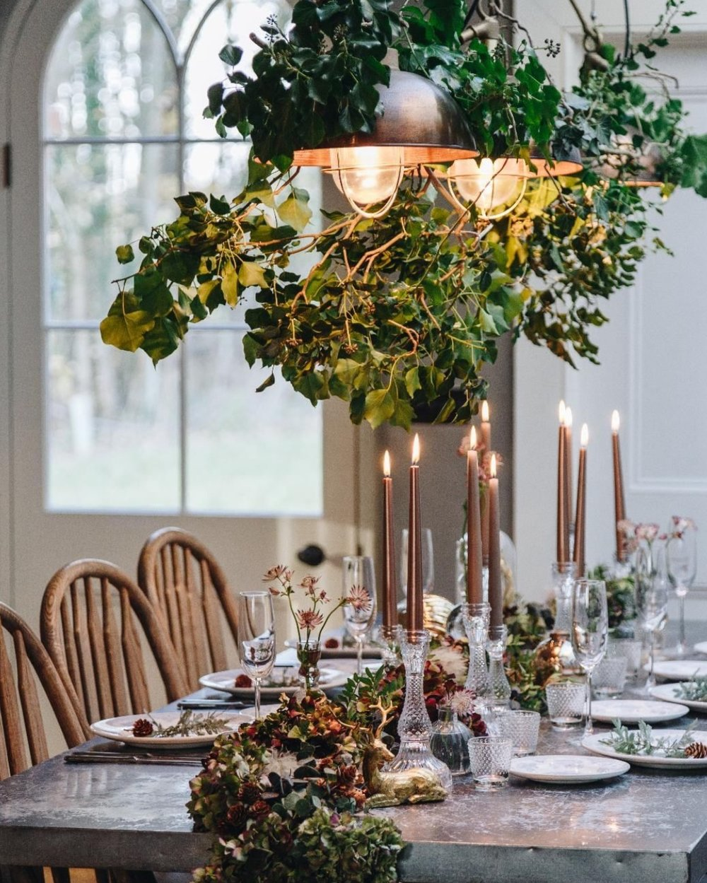 Christmas Styling Shoot, 2018.  Photographer: Alex Parnell - Location: Wilderness Reserve