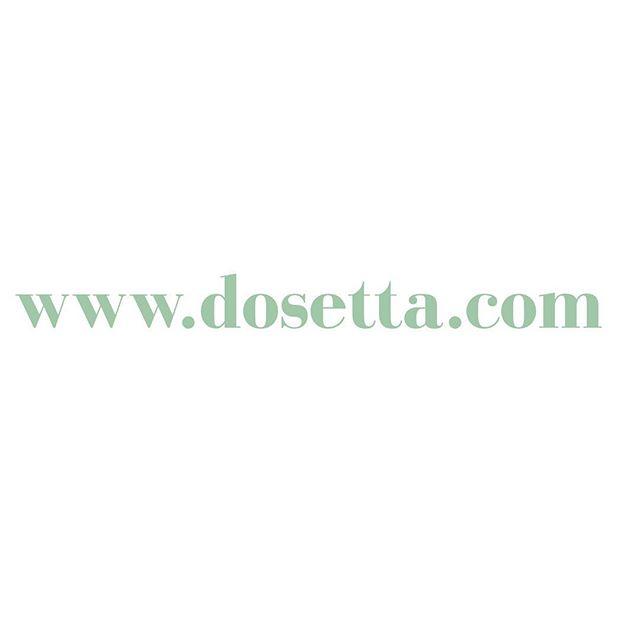 Il nostro sito ha subito un restyling! Andate a scoprire di più su dosetta.com