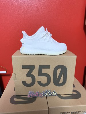 d6c74678d48 Adidas Yeezy 350 Boost - Cream INFANT ...