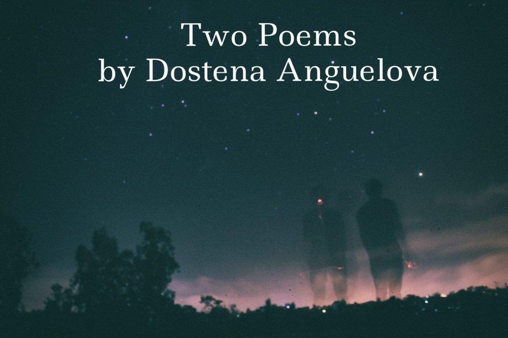 Anguelova Two Poems