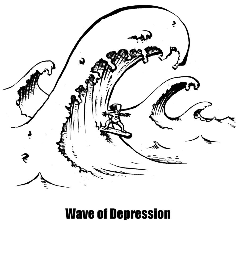 Wave of Depression