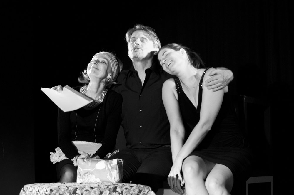 Ich, meine Frau & Sie - Catherine Oborny im Cafe Prückl…