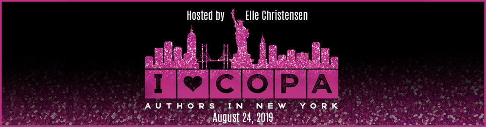 ATTENDING AUTHOR - COPA AUTHOR SIGNING, AUGUST 24, 2019