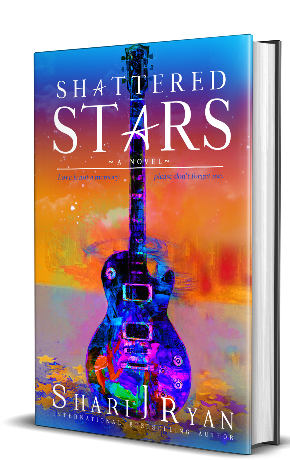 SHATTERED STARS - A love story the pushes the bounds of devotion to see how far one man will go for the love of his life.RELEASES: April 4, 2019