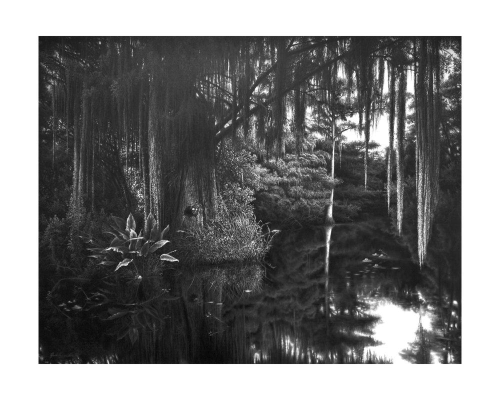 Gallery-Biba_Quisbel-Lezcano-Blanco_Cautivo del lago negro_2013.jpg