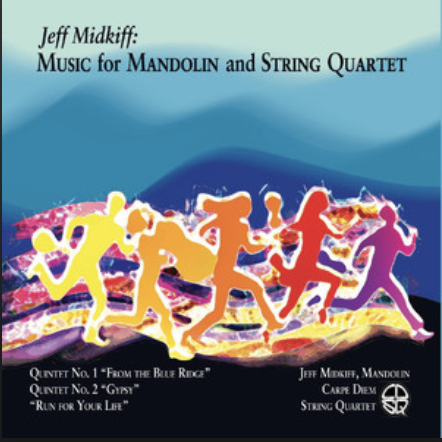 Jeff Midkiff CD