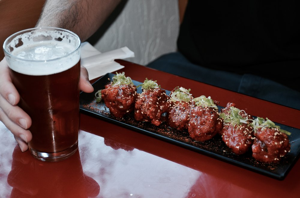 Spicy Miso Wings