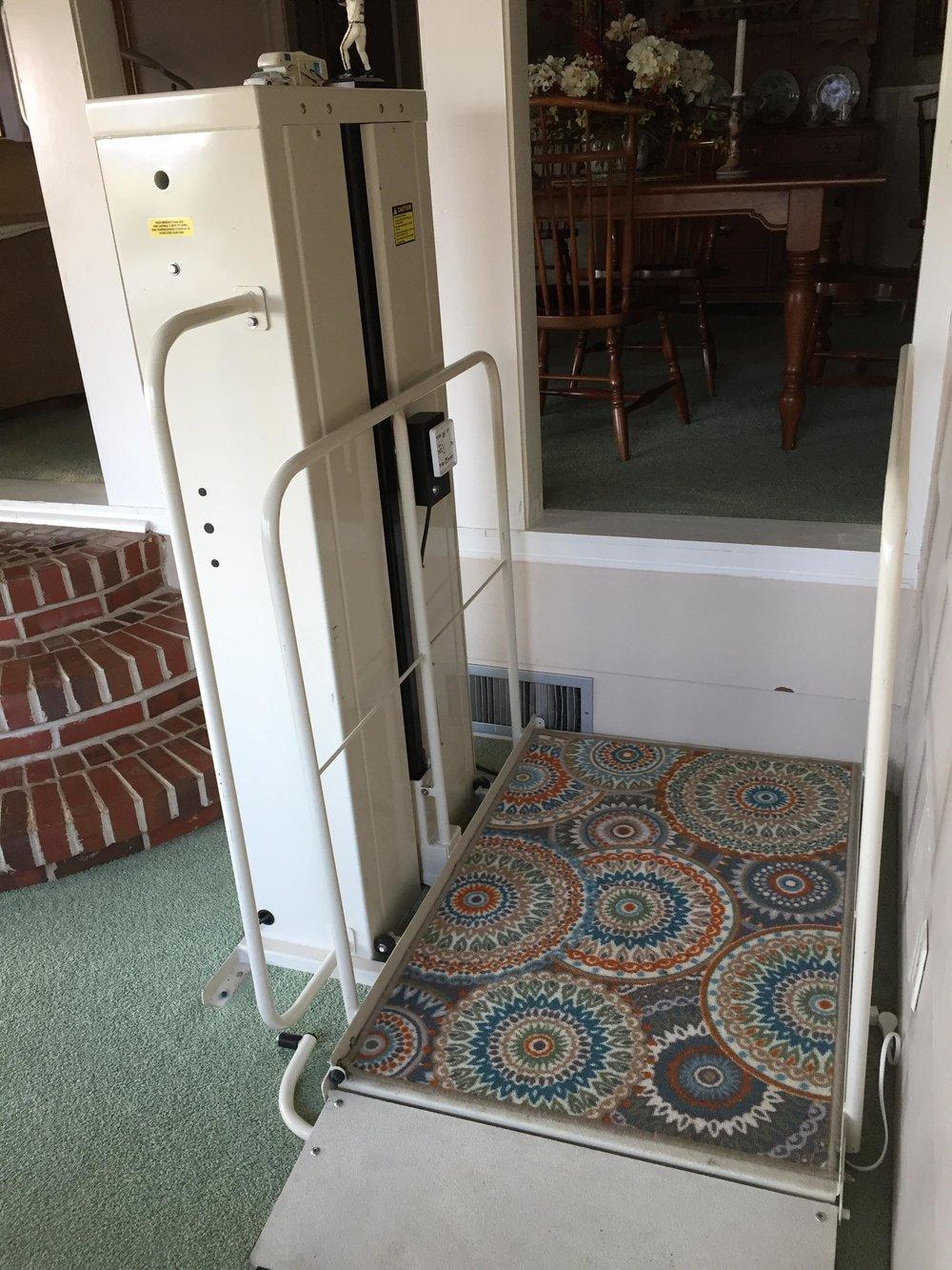Mac's Lift PL50, GA