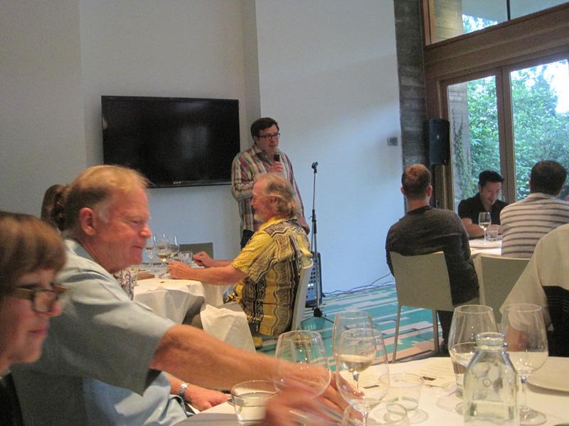 Winemaker Dinner with Adam Lee of Siduri Winery at H2 in Healdsburg