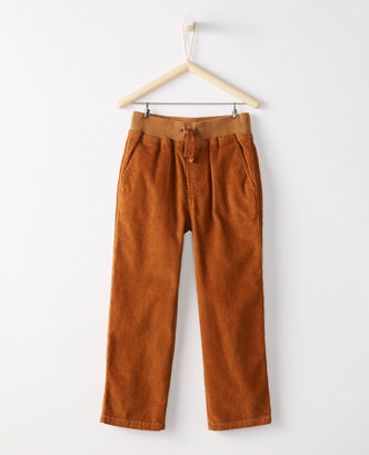 These Carefree Cords are my sons favorite pants!
