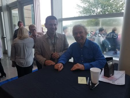 VICTOR WITH BILL GAITHER...