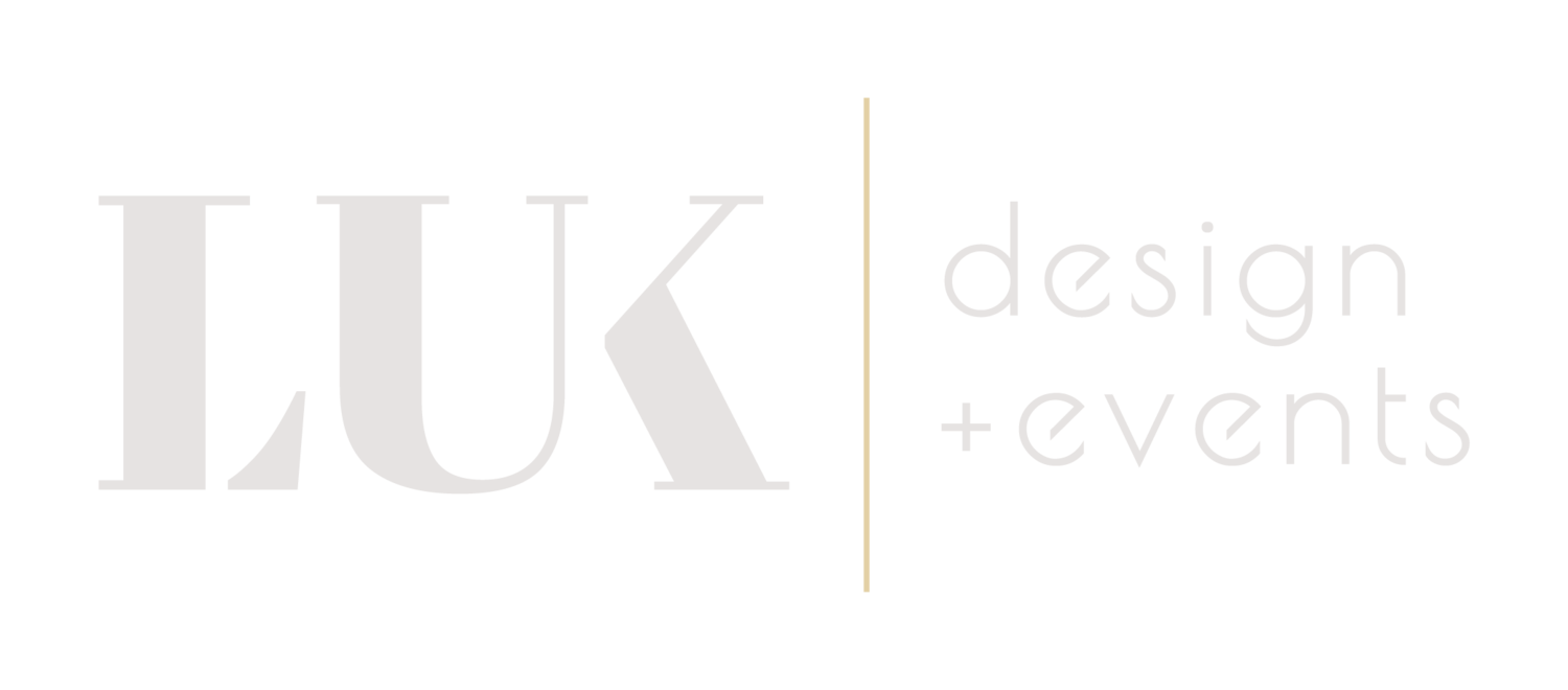 LUK Events | Design + Planning + Management