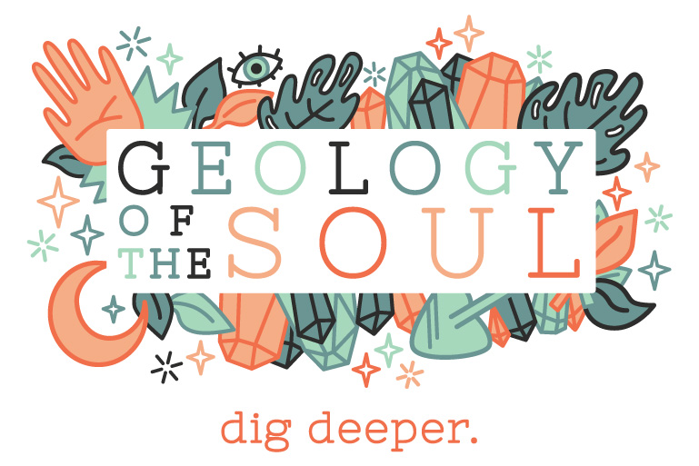Geology of the Soul Tarot