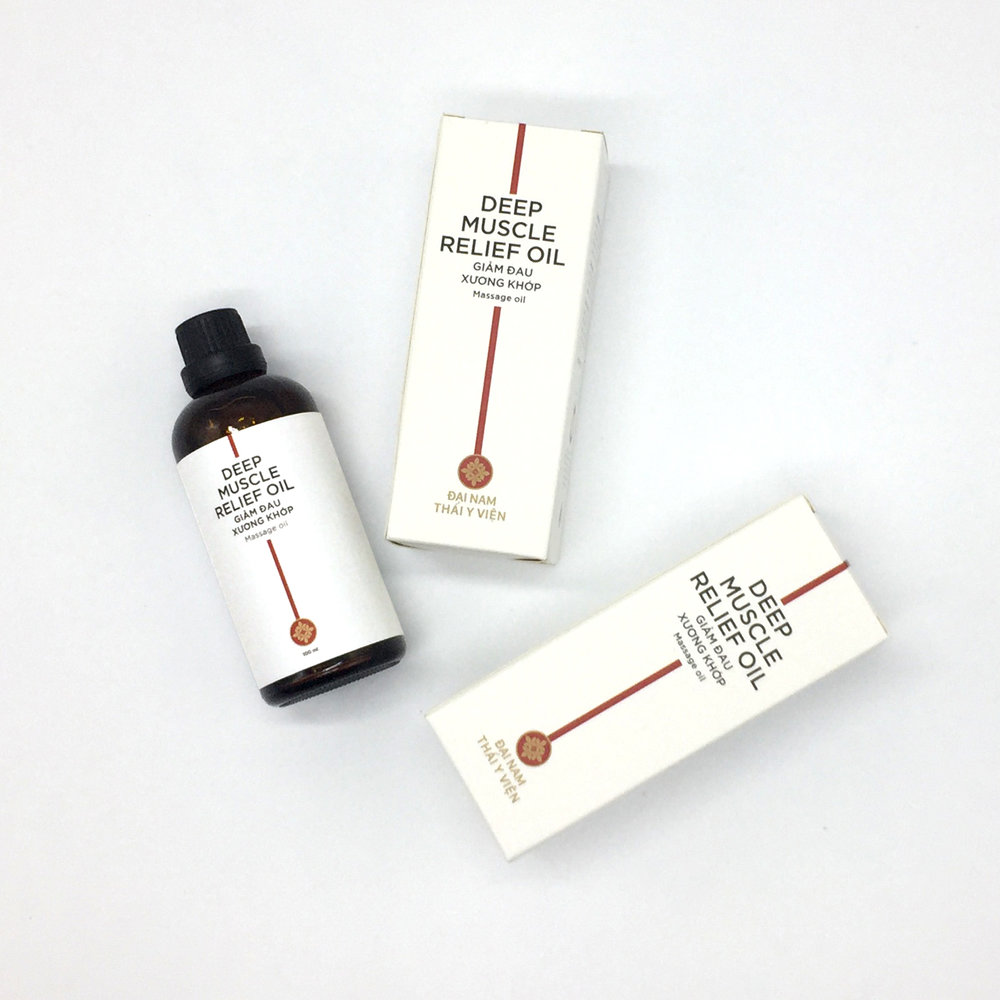 - tinh dầu massage