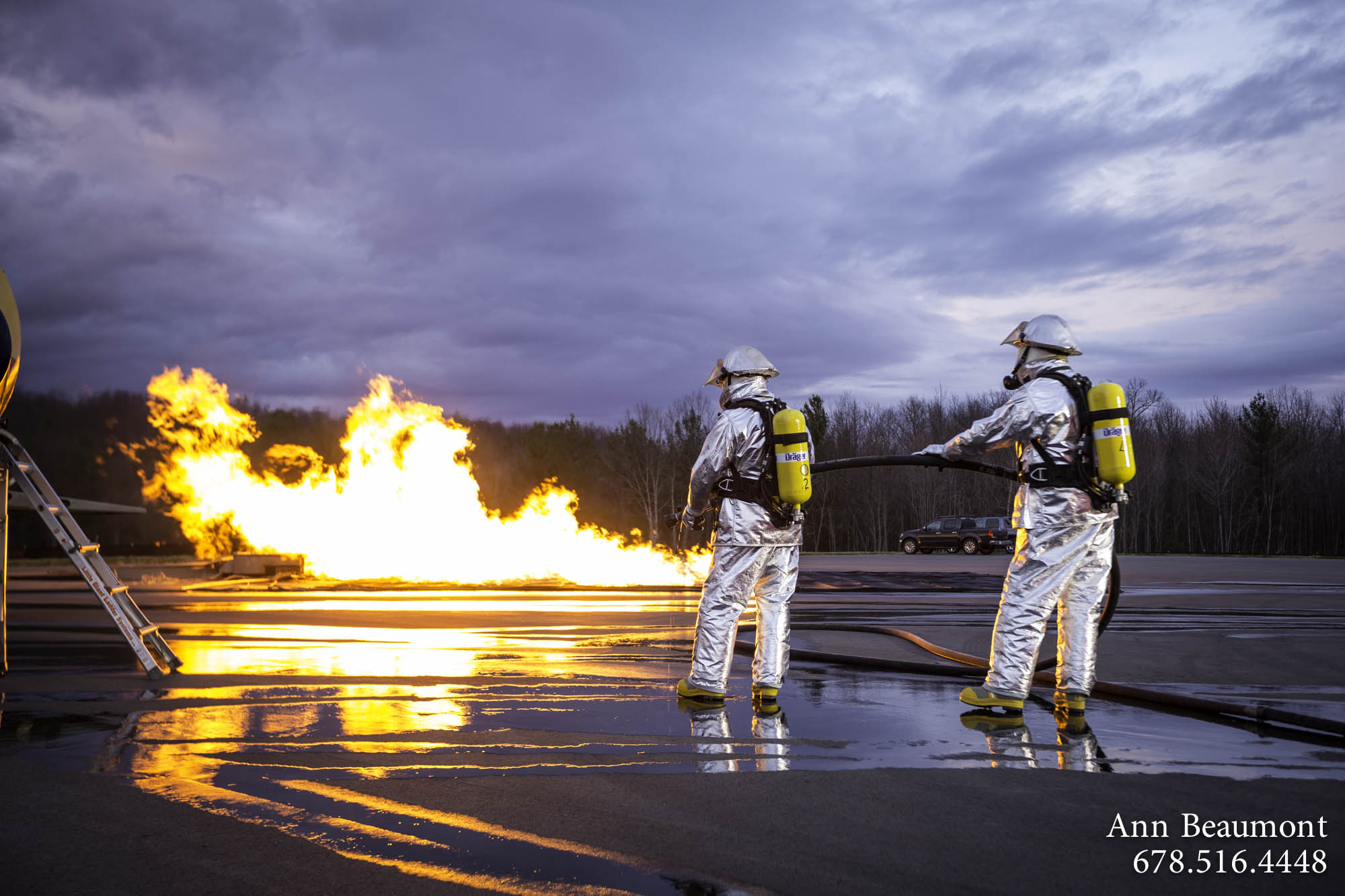 2014-01-14 RCMA Aircraft Fire Training-28