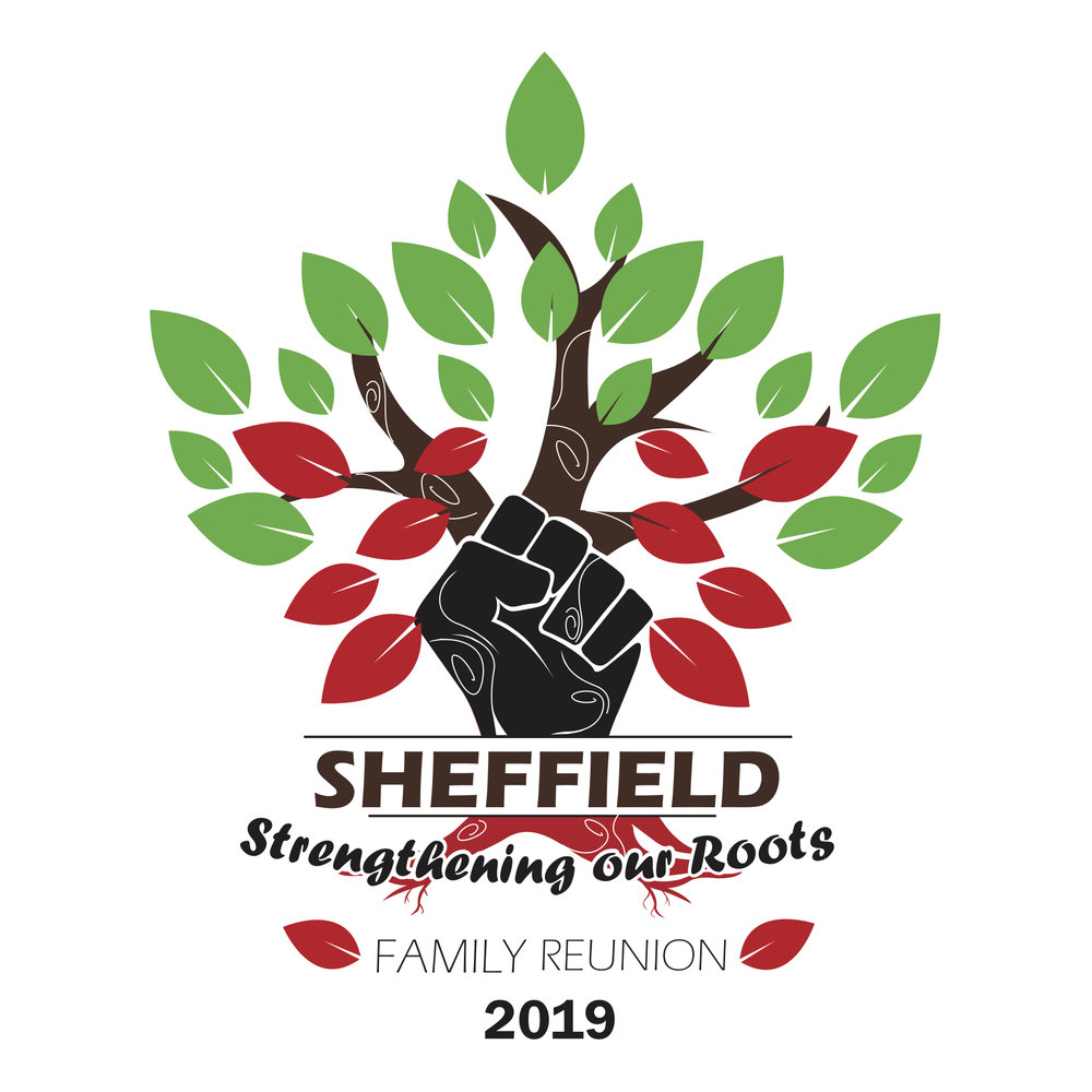 T-shirt Design for  Sheffield Family  Designed by  Q. Ross