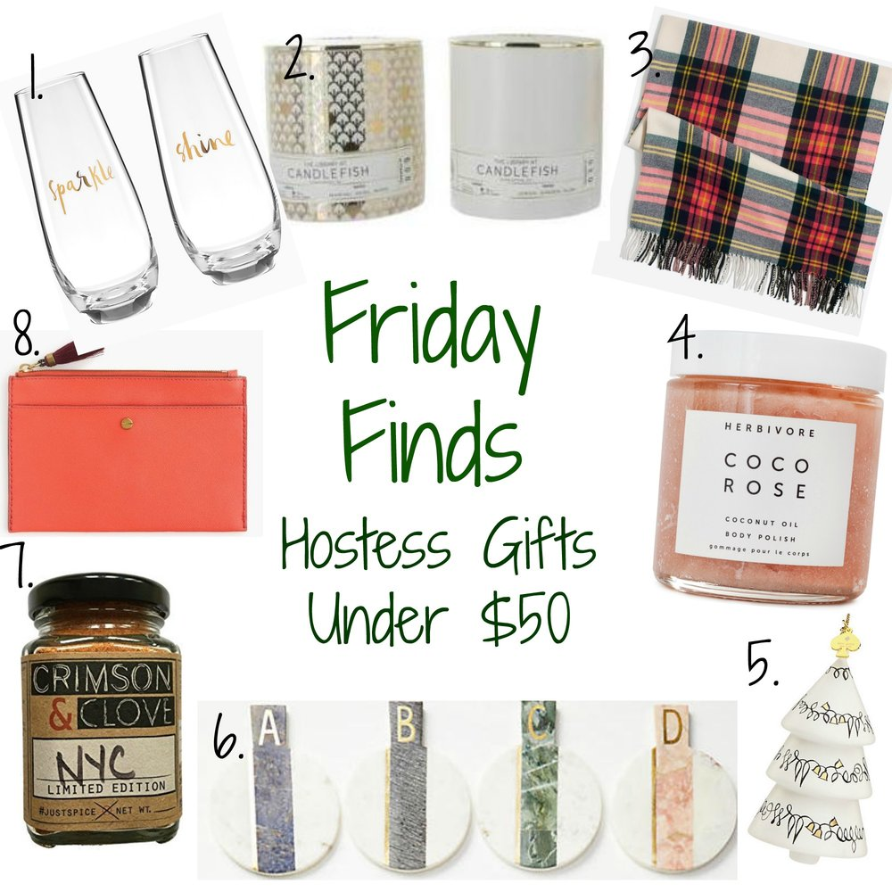 friday finds- hostess gifts