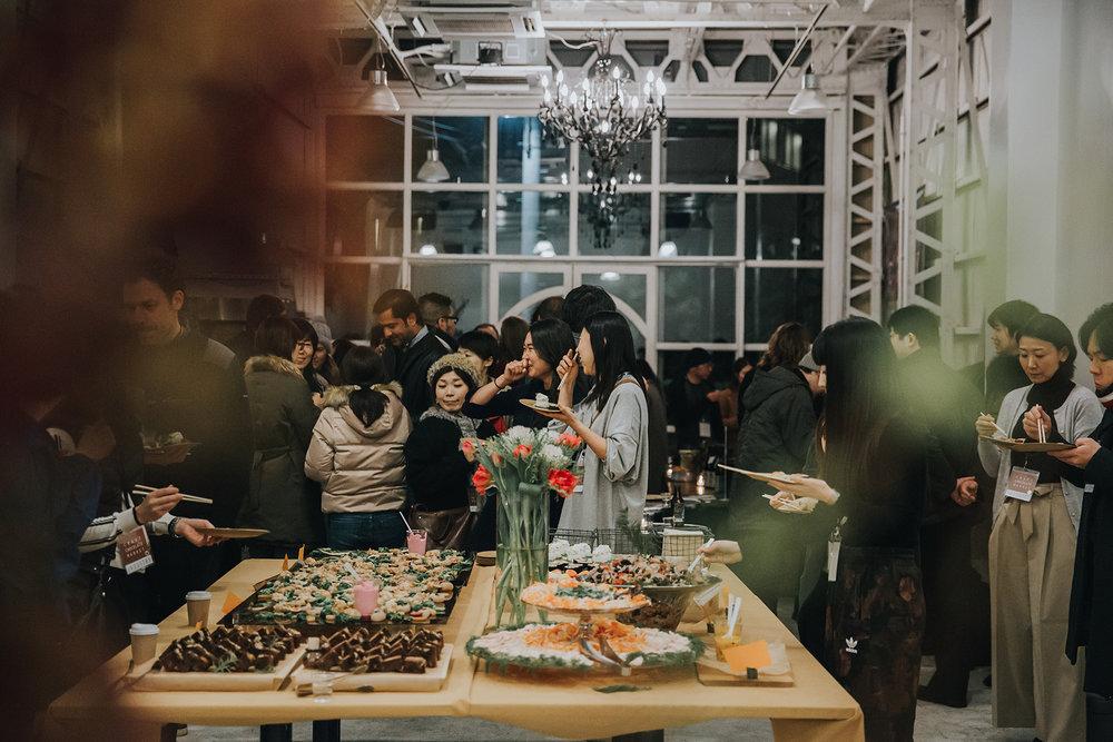 CCM 2018 - Day 1 : Opening Night Reception