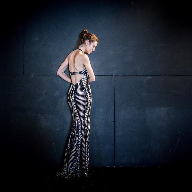 Model - Kayta Poplyansky Dress - @atelierrosemarieumetsu