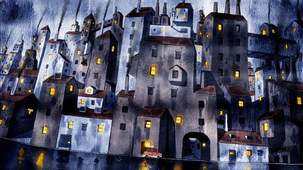 Best Art - Rain City by Orenda