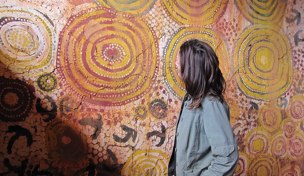 Yuendumu Mens Museum - To learn more about the Yuendumu Mens Museum, listen to this ABC Radio National documentary about the revival of this remarkable heritage site here or read Catherine's article here.