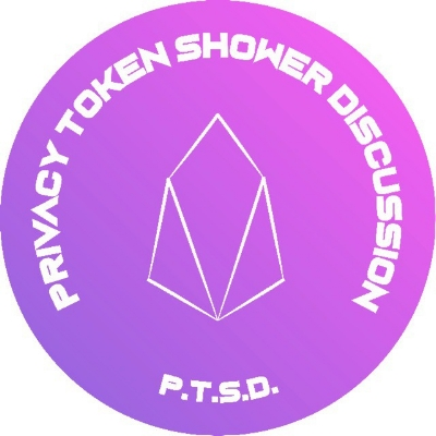 """Naming went from """"Monereos (shower coin) to PTSD (Privacy Token Shower Discussion) to EOS Privacy"""